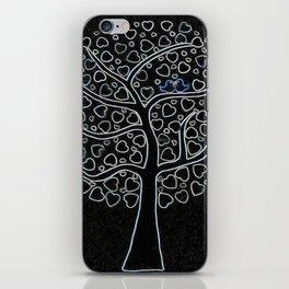 Wedding Love Bird Tree iPhone Skin