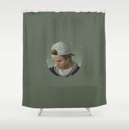 STARBOY Shower Curtain