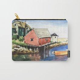 Peggy's Cove Nova Scotia Canada Carry-All Pouch