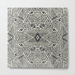 Ethnic Love 12 Metal Print