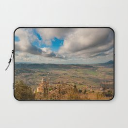 View from Montepulciano Laptop Sleeve