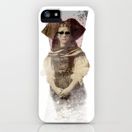 She Was the Light of the World iPhone Case