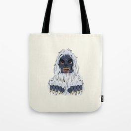 Yeti of October 12th Tote Bag