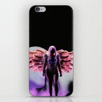 artrave iPhone & iPod Skins featuring LG - artRAVE by Illuminany