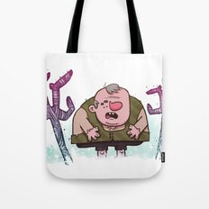 Hold The Door Tote Bag