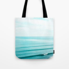 Minimal Beach Tote Bag