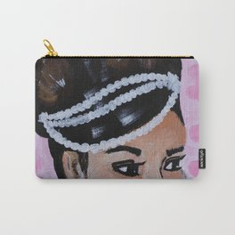 Pearl Updo Carry-All Pouch