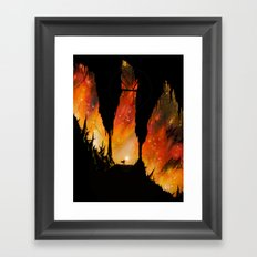 Sammath Naur Framed Art Print