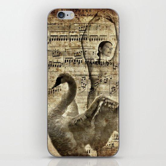 Swan Lake iPhone & iPod Skin