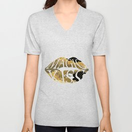 Magic Kiss Unisex V-Neck