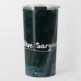 Blue Sargent Travel Mug