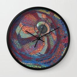 Cham Wall Clock