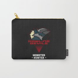 Monster Hunter All Stars - Howling Devils Carry-All Pouch