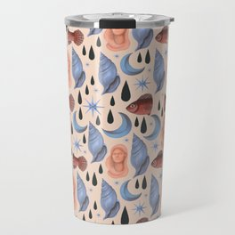 Mysterious seashell Travel Mug