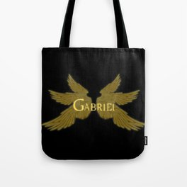 Archangel Gabriel Wings Tote Bag