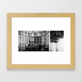 Intimitudini #13 Framed Art Print