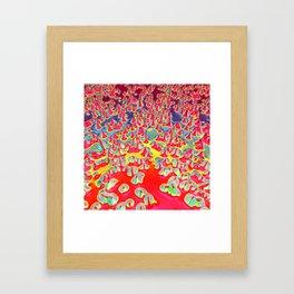 Dose Framed Art Print