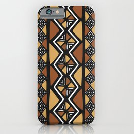 African mud cloth Mali iPhone Case