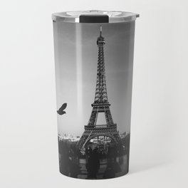 Eiffel Tower (Paris, France) Travel Mug