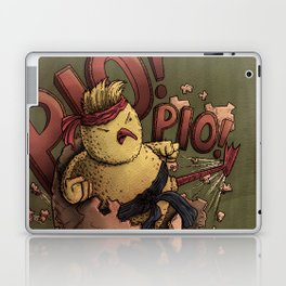 Let's see who eats who Laptop & iPad Skin
