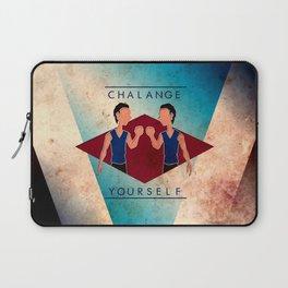Challenge Yourself  Laptop Sleeve
