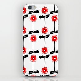 Floral Fancy Collection #1 iPhone Skin