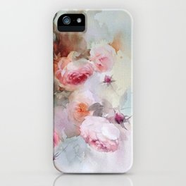 FLORAL PATTERN14 iPhone Case