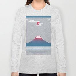 snow mountain 02 Long Sleeve T-shirt