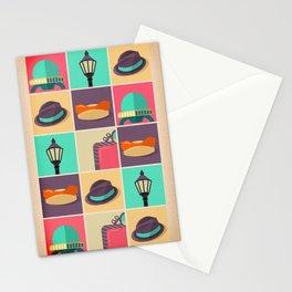 Obeslico #C04 Stationery Cards