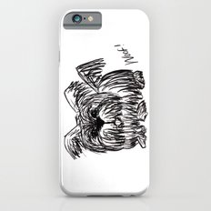 Woof :: A Dust Mop Dog iPhone 6s Slim Case