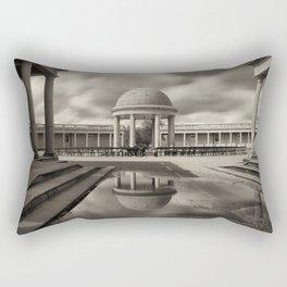Eaton Park, Norwich, Norfolk Rectangular Pillow