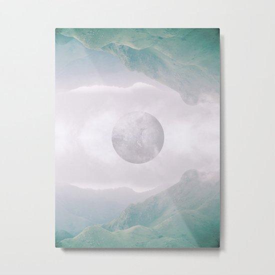 Mountain Daydream Metal Print