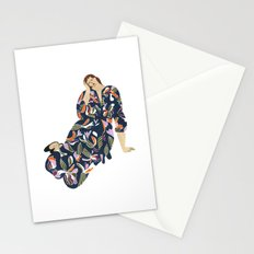 A Piece Apart's Night Botanica Print Stationery Cards
