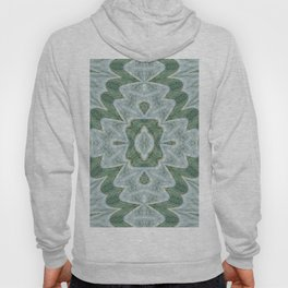 Seamless Kaleidoscope Colorful Pattern IV Hoody