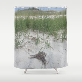 Dunes of Gulf Shores Shower Curtain