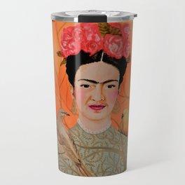 frida a coyoacan Travel Mug