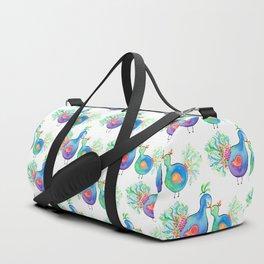Peacock Fam Duffle Bag