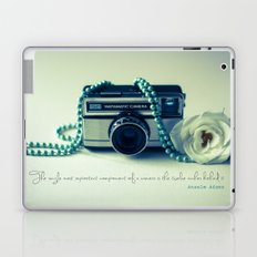 Instamatic Photography Laptop & iPad Skin