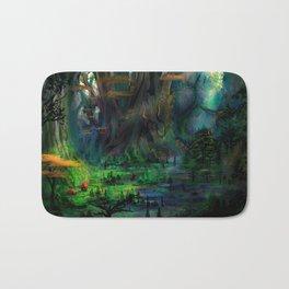 The Ancient Swamp Bath Mat
