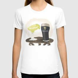 Vacation Drinks T-shirt