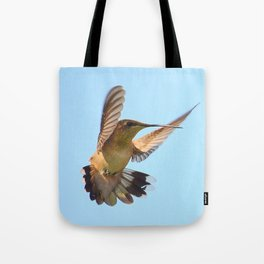 Hummer All Fanned Out Tote Bag