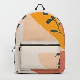 Geometric Modern Art 43 Backpack