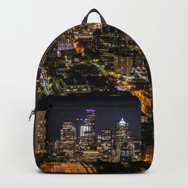 Seattle Nights Backpack