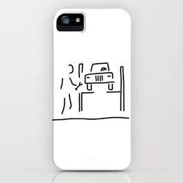 vehicle mechanic car iPhone Case