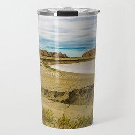 Miradores de Darwin, Patagonia Landscape – Argentina Travel Mug