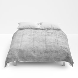 concrete wall vintage grey background,  wall texture * Comforters