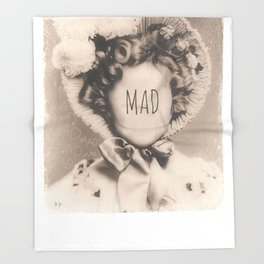 MAD Throw Blanket