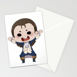 Chibi Laurens Stationery Cards