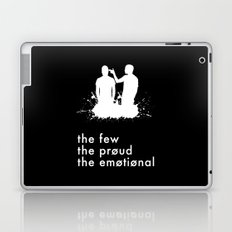 the few, the proud, the emotional // Twenty One Pilots Laptop & iPad Skin