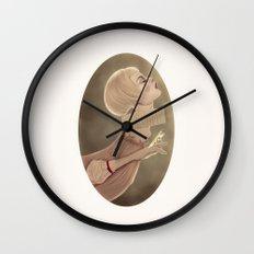 The Mantis Wall Clock
